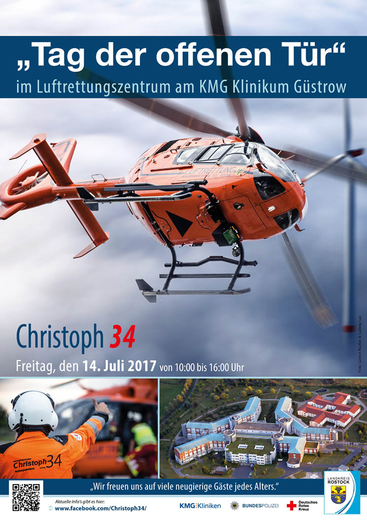 POSTER Helikopter Christopher A3